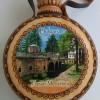 24.00 лв. Бъклица Троянски манастир с вградена бутилка