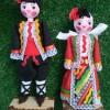19лв. Сувенир от България Кукли с народни носии