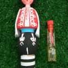 4.50лв Сувенир Кукла момче с фиолка