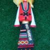 9лв Сувенир Кукла момиче България