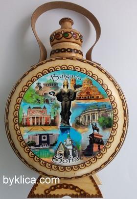 28лв. БЪКЛИЦА СОФИЯ 1 ЛИТЪР