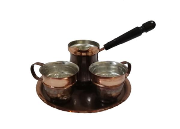 75.00 лв. Меден сервиз за турско кафе