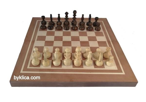 75.00 лв. Комплект шах и табла ПЛОВДИВ голям