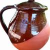 Гърне за боб 4,5л. кафяво