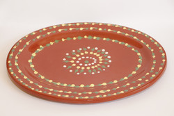 Елипсовидна чиния (плато)