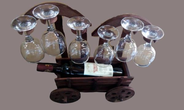 Каруца Вино - две дъги