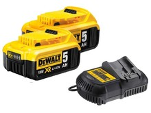 Батерии и зарядни Dewalt
