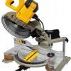 Циркуляр потапящ се DeWALT DW714, 1650 W, ф 254х30 мм