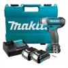 Винтоверт ударен акумулаторен Makita TD110DSAE, 10.8 V, 2.0Ah