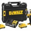 Винтоверт акумулаторен 3-скоростен Dewalt DCF801D2