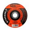 Диск карбофлексов за Inox ф 125x1.0x22.2мм