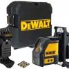 Линеен лазерен нивелир с 2 лъча 15 м, 0.3 мм/м,  Dewalt DW088K