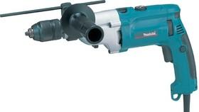 Бормашина ударна двускоростна с плавно регулиране Makita HP2071, 1010 W