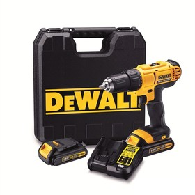 Винтоверт акумулаторен Dewalt DCD771C2, 18.0 V, 1.3Ah
