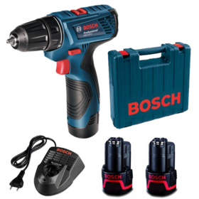 Винтоверт акумулаторен Bosch GSR 120-Li, 12.0 V, 1.5 Ah
