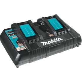 Зарядно устройство за акумулаторни батерии Makita DC18RD,  Li-Ion батерии 14.4-18 V
