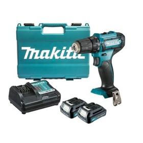 Винтоверт акумулаторен Makita DF333DWAE, 12V, 2.0Ah