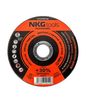 Диск карбофлексов за Inox ф 115x1.0x22.2мм