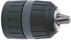 Патронник за бормашина бързозатягащ, пластмасов, с присъединителни отвори на резба Makita
