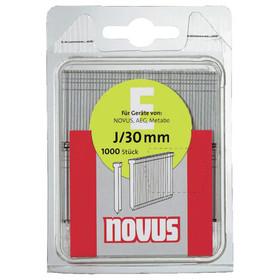 Гвоздеи за такер тип J 1.2 мм, 19 мм, 1000 бр. Novus