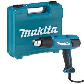 Пистолет за горещ въздух Makita HG6031VK, 1800 W, 60-600 °С, 250-550 л/мин