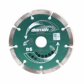 Диамантен диск за сухо рязане Makita 125мм