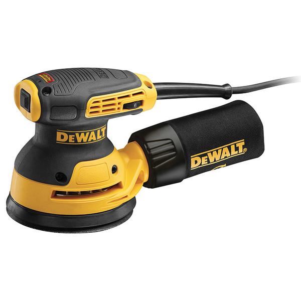 Ексцентършлайф Dewalt DWE6423 с регулиране на обороти