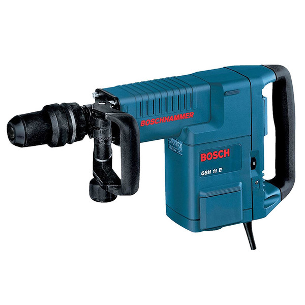 Къртач със захват SDS max Bosch GSH 11 E, 1500 W