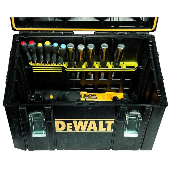 Куфар за инструменти пластмасов 550х336х408 мм, Dewalt Toughsystem DS400