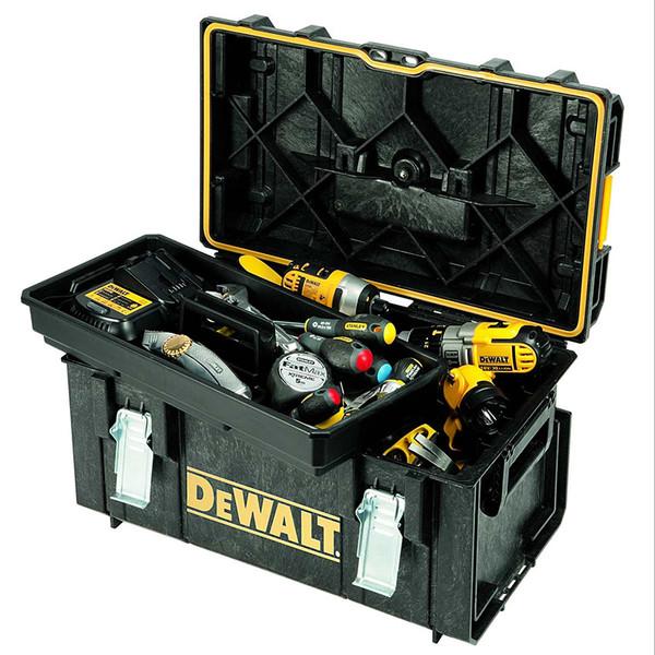 Куфар за инструменти пластмасов 550х336х308 мм, Dewalt Toughsystem DS300