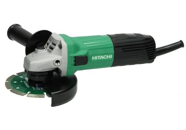 Ъглошлайф HiKOKI (Hitachi) G13STA, 600 W, ф 125мм