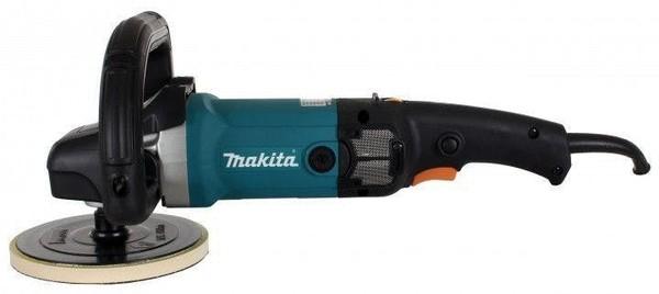 Полирмашина Makita 9237CB, ф 180 мм