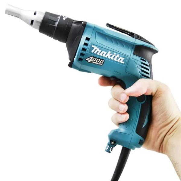 Винтоверт електрически Makita FS4000, 0-4000 об/мин.