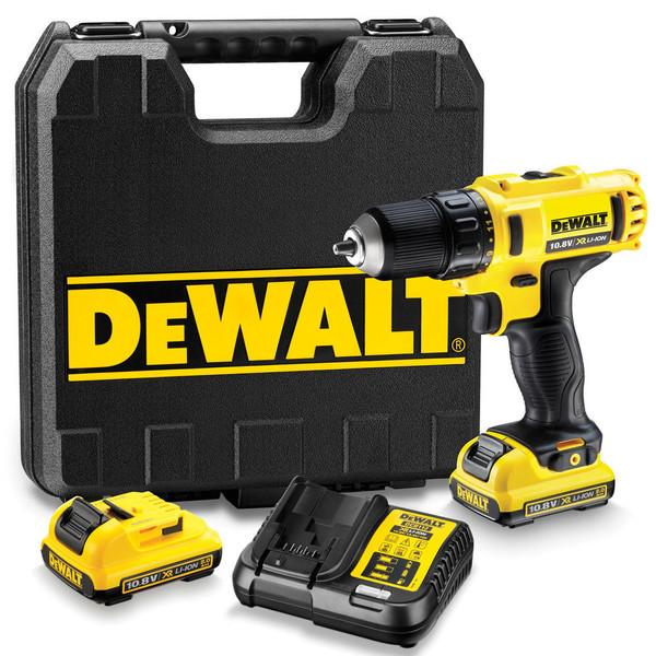 Винтоверт акумулаторен Dewalt DCD710D2 10.8V, 2.0Ah