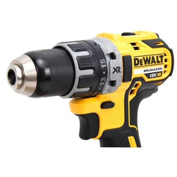 Винтоверт акумулаторен Dewalt DCD791NT, 18.0 V  (само боди)
