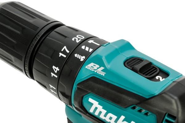 Винтоверт ударен акумулаторен Makita DHP483Z, 18.0 V (само боди)