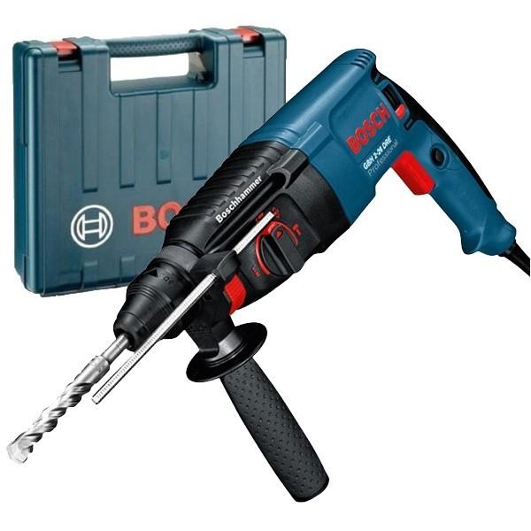 Перфоратор Bosch GBH 2-26 DRE със захват SDS-plus, 800W
