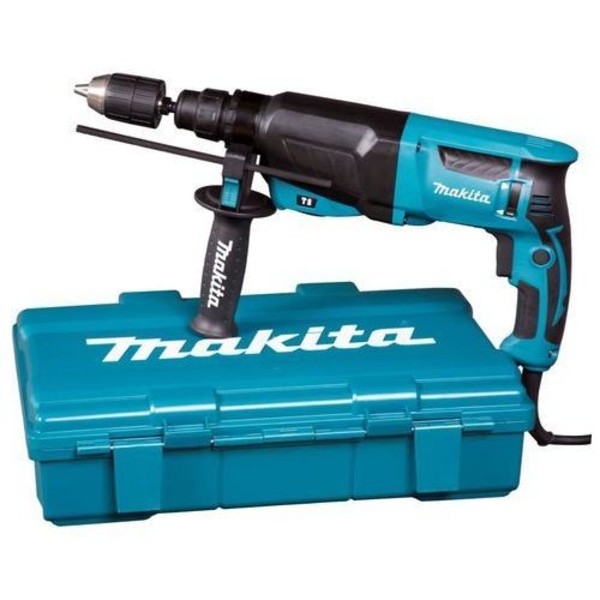 Перфоратор Makita HR2630X7, SDS-plus, 800 W
