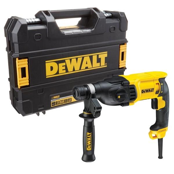 Перфоратор DeWALT D25133K SDS-plus, 800 W