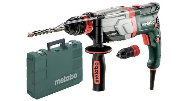 Перфоратор Metabo UHEV 2860-2 Quick, 1100W