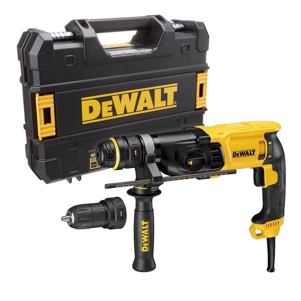 Перфоратор DeWALT D25134K SDS-plus, 800 W