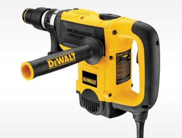 Перфоратор DeWALT D25501K SDS-max, 1100 W