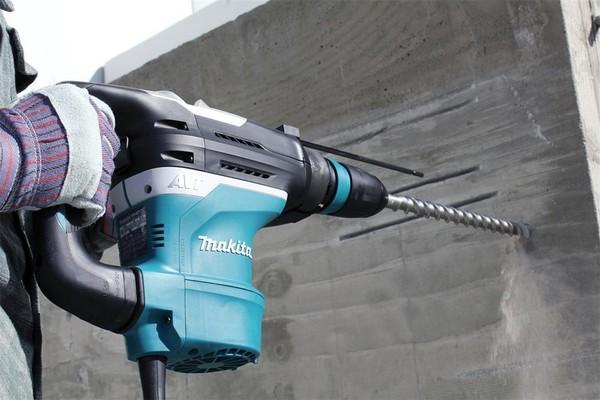 Перфоратор Makita HR4013C SDS-max, 1100W