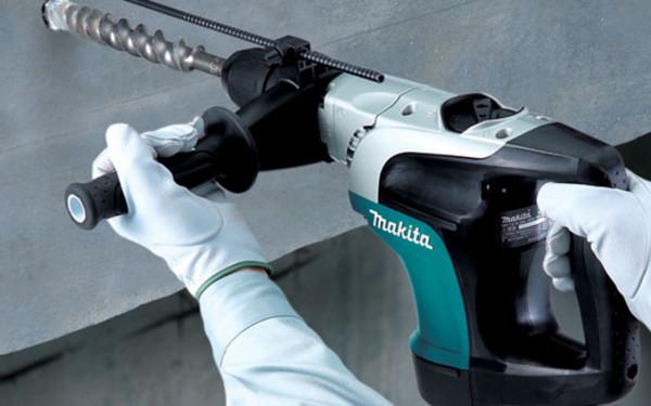Перфоратор Makita HR4002 SDS-max, 1050 W