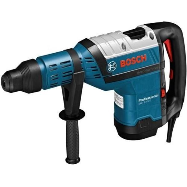 Перфоратор Bosch GBH 8-45 D SDS-max, 1500 W