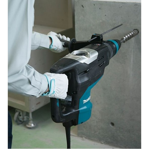 Перфоратор Makita HR5202C SDS-max, 1510 W