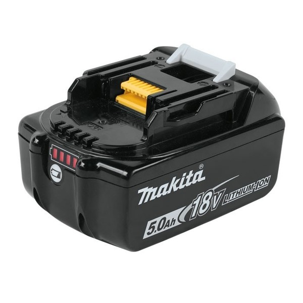 Акумулаторна батерия Makita BL1850B, Li-Ion, 18.0 V, 5.0 Ah