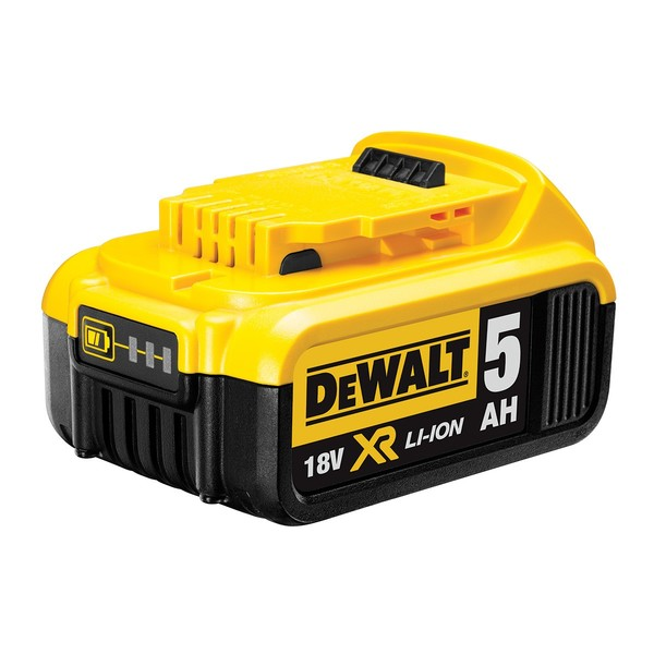 Акумулаторна батерия DeWALT DCB184, 18.0 V, 5.0 Ah