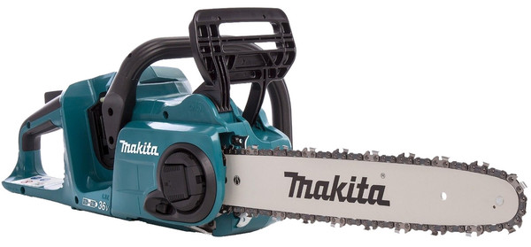 "Трион верижен акумулаторен Makita DUC353Z без батерия и зарядно 36 V, 35 см, 3/8"", 1200 м/мин"