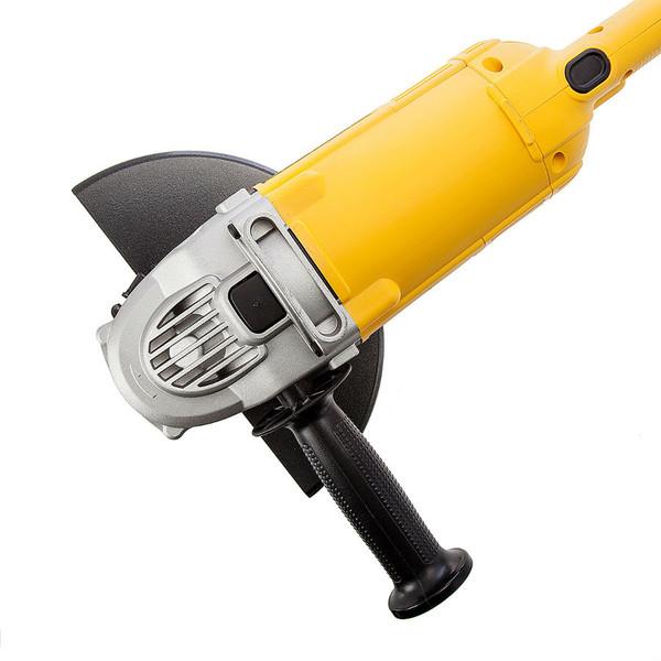 Ъглошлайф електрически Dewalt DWE490 Ф230мм, 2000W, 6600 об/мин.